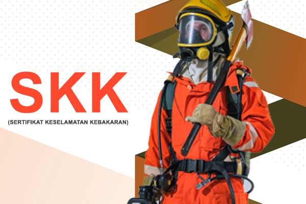 Sertifikat Keselamatan Kebakaran ( SKK )