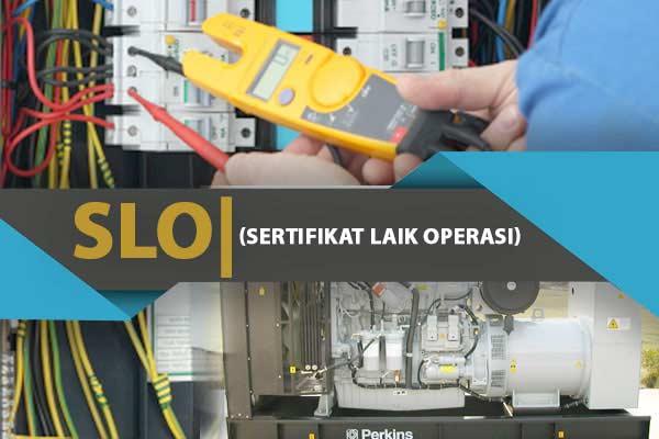 Sertifikat Laik Operasi ( SLO )