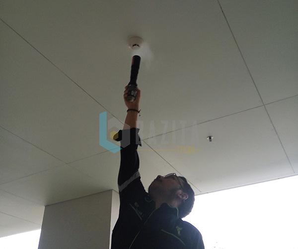 Anandamaya Residence - Riksa Uji K3 Fire Alarm System