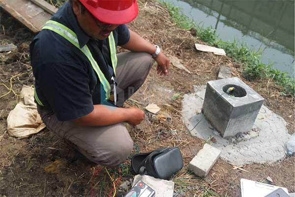 PT Multi Pulung Kabel - Riksa Uji K3 Grounding Penyalur Petir