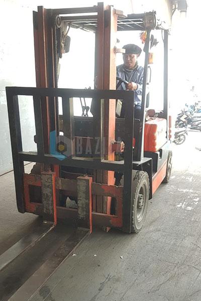 PT Satya Liprindo - Riksa Uji K3 Forklift