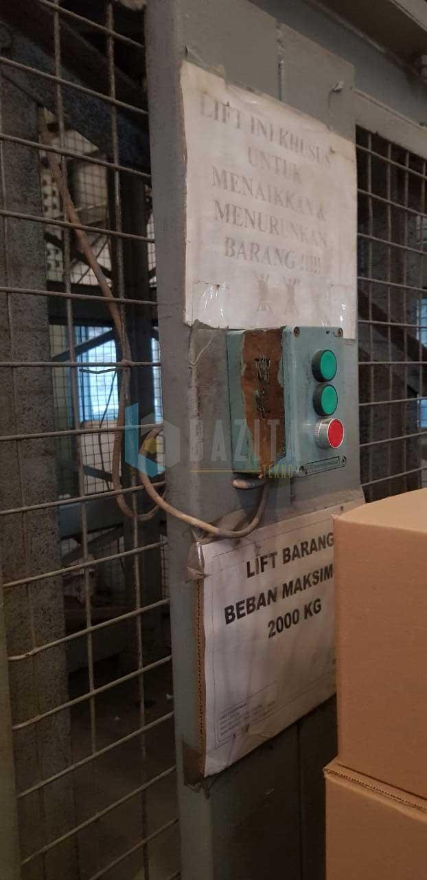 PT Satya Liprindo - Riksa Uji K3 Lift Barang